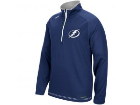 Mikina Tampa Bay Lightning Center Ice Baselayer 1/4 zip 15