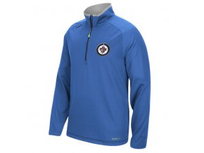 Mikina Winnipeg Jets Center Ice Baselayer 1/4 zip 15