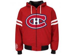 Mikina Montreal Canadiens Carl Banks Legend Reversible Hoodie