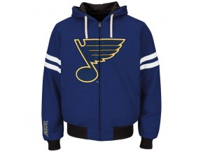 Mikina St. Louis Blues Carl Banks Legend Reversible Hoodie