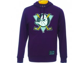 Mikina Anaheim Ducks Basic Logo Sweat