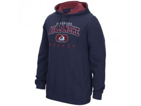 Mikina Colorado Avalanche Reebok Playbook Hoodie 15