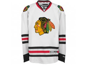 Dres Chicago Blackhawks Premier Jersey Away