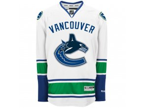 Dres Vancouver Canucks Premier Jersey Away