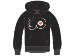 Mikina Philadelphia Flyers Majestic Bember Hoody
