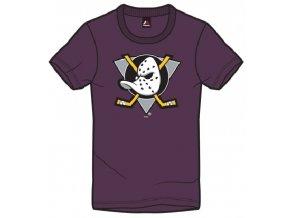 Tričko Anaheim Ducks Majestic Jask