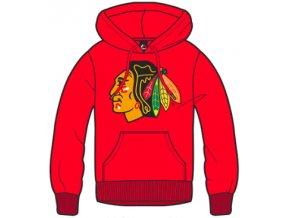 Dětská mikina Chicago Blackhawks Majestic Ning Hoody