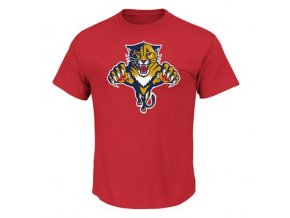 Dětské Tričko Florida Panthers Majestic Rotal Logo Tee