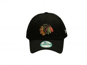 Kšiltovka Chicago Blackhawks New Era The League 9Forty