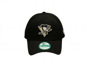 Dětská kšiltovka Pittsburgh Penguins New Era The League 9Forty