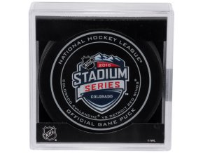Puk Stadium Series 2016 Detroit Red Wings vs Colorado Avalanche Official Game Puck