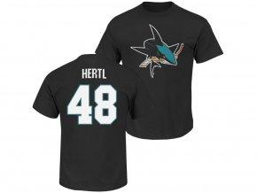 Tričko Tomáš Hertl San Jose Sharks Tee Flat