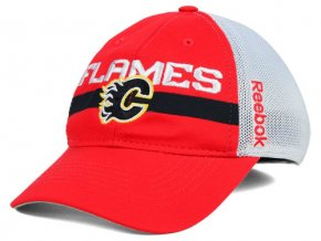Kšiltovka Calgary Flames 2014 Player Mesh