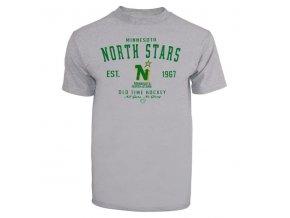 Tričko Minnesota North Stars Arch Logo