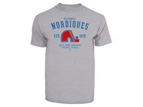 Tričko Quebec Nordiques Arch Logo