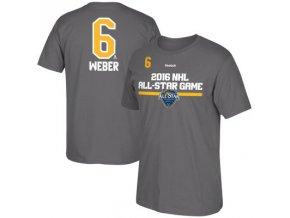 Tričko Shea Weber 2016 NHL All-Star Game