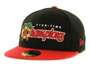 KŠILTOVKA CHICAGO BLACKHAWKS NHL 2013 Stanley Cup Champions (FIVE-TIME)