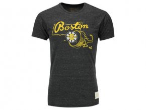 Tričko Boston Bruins Retro Tri-B
