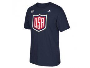 Tričko Team USA Navy Světový Pohár 2016