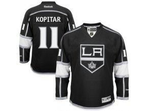 Dres Anze Kopitar #11 Los Angeles Kings Premier Jersey Home dětský