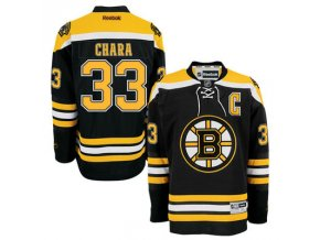 Dres Zdeno Chára #33 Boston Bruins Premier Jersey Home