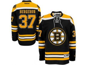 Dres Patrice Bergeron #37 Boston Bruins Premier Jersey Home