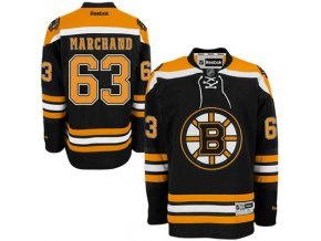 Dres Brad Marchand #63 Boston Bruins Premier Jersey Home