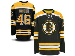 Dres David Krejčí #46 Boston Bruins Premier Jersey Home