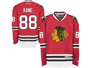 Dres Patrick Kane #88 Chicago Blackhawks Premier Jersey Home