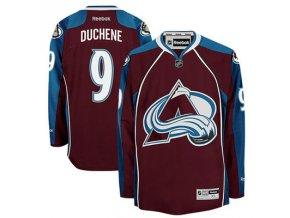 Dres Matt Duchene #9 Colorado Avalanche Premier Jersey Home