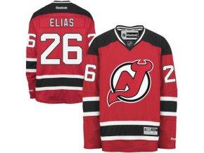 Dres Patrik Elias #26 New Jersey Devils Premier Jersey Home