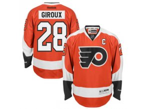 Dres Claude Giroux #28 Philadelphia Flyers Premier Jersey Home