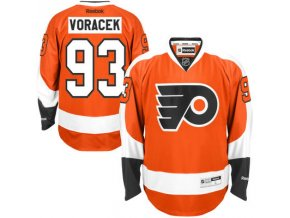 Dres Jakub Voráček #93 Philadelphia Flyers Premier Jersey Home