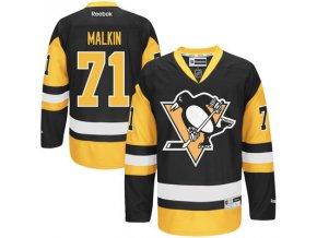 Dres Evgeni Malkin #71 Pittsburgh Penguins Premier Jersey Home