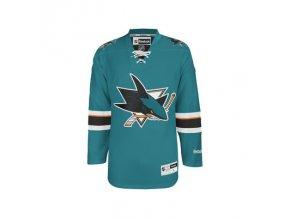 Dres San Jose Sharks Premier Jersey Home dětský