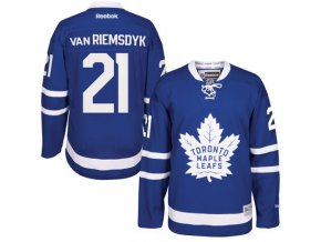 Dres James Van Riemsdyk #21 Toronto Maple Leafs Premier Jersey Home