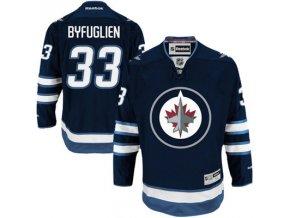 Dres Dustin Byfuglien #33 Winnipeg Jets Premier Jersey Home