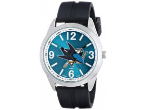 Hodinky San Jose Sharks Game Time Varsity