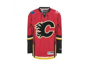 Dres Calgary Flames Premier Jersey Home dětský