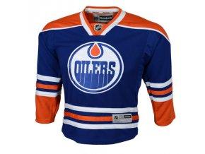 Dres Edmonton Oilers Premier Jersey Home dětský