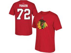 Tričko Chicago Blackhawks Artemi Panarin