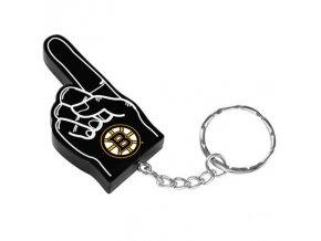 Přívěšek na klíče Boston Bruins Velký Palec