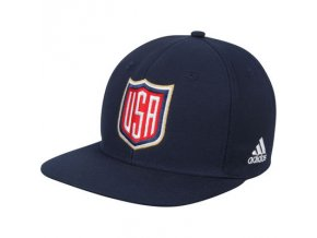 Kšiltovka Team USA 2016 World Cup of Hockey Adjustable Hat