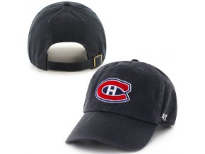 Kšiltovka Montreal Canadiens clean up navy