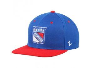 Kšiltovka New York Rangers Zephyr Z11 Snapback modrá