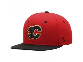 Dětská Kšiltovka Calgary Flames Zephyr Z11 Snapback