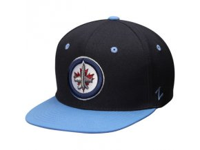 Dětská Kšiltovka Winnipeg Jets Zephyr Z11 Snapback