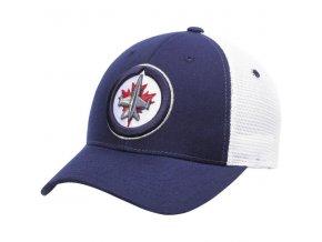 Kšiltovka Winnipeg Jets Zephyr Basic Trucker