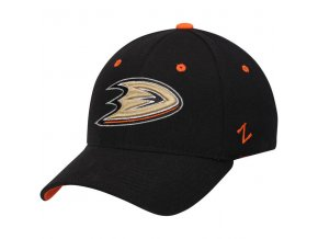 Kšiltovka Anaheim Ducks Zephyr Breakaway Flex černá
