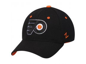 Kšiltovka Philadelphia Flyers Zephyr Breakaway Flex černá